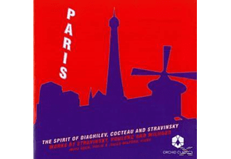 KOCH,MAYA & MILFORD,JULIAN - Paris-The Spirit Of Diaghilev... - (CD)