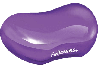 FELLOWES Crystal™ Gel Flex Rest Purple - (9147772)