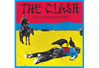 The Clash - Give 'em Enough Rope (CD)