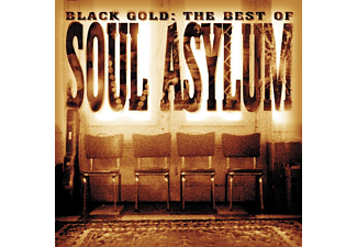 Soul Asylum - Black Gold - The Best Of Soul Asylum (CD)