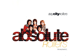 Bay City Rollers - Absolute Rollers - The Very Best Of Bay City Rollers (CD)