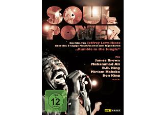 Soul Power [DVD]