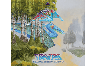 Asia - Gravitas (Ltd.Digipak+DVD) [CD + DVD]