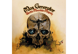 Mos Generator - Electric Mountain (Ltd.180 Gram Colored Vinyl) [Vinyl]