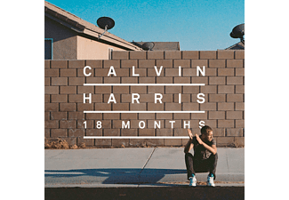 Calvin Harris - 18 Months [CD]