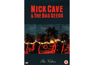 Nick Cave & The Bad Seeds - The Videos (DVD)