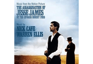Nick Cave & Warren Ellis - The Assassination of Jesse James by the Coward Robert Ford (CD)