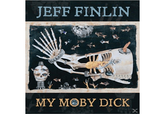 Jeff Finlin - My Moby Dick [CD]