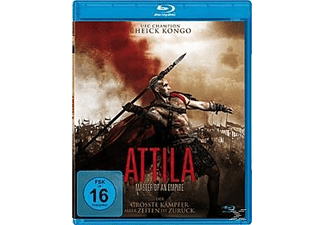 Attila: Master Of An Empire - (Blu-ray)