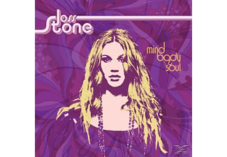 Joss Stone - Mind, Body & Soul [CD]