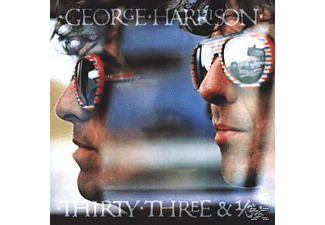 George Harrison - Thirty Three & 1/3 - (CD)