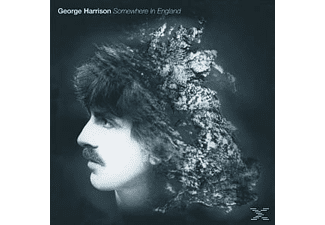George Harrison - Somewhere In England - (CD)