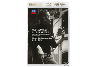 KARAJAN/WP, Herbert V./WP Karajan - Ballett-Suiten (Pure Audio) [Blu-ray Audio]