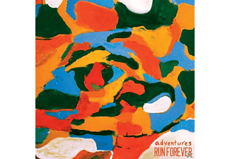 ADVENTURES/RUN FOREVER - 7-SPLIT -LTD/4TR- - (Vinyl)