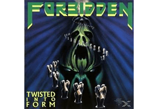 Forbidden - Twisted Into Form [CD]