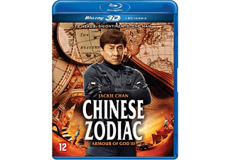 Chinese Zodiac: Armour of God III 3D | Blu-ray