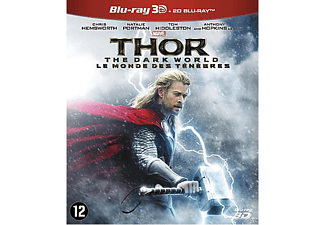 Thor - The Dark World 3D | 3D Blu-ray