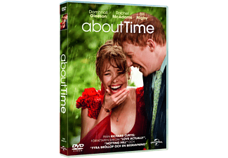 About Time Drama DVD