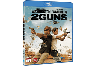 2 Guns Action Blu-ray