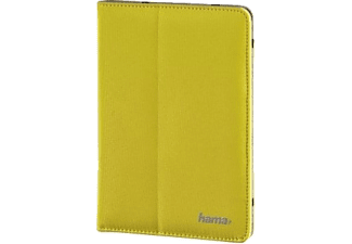 "HAMA ""Strap"" Portfolio for Tablets and eReaders 10.1'' Yellow - (123057)"