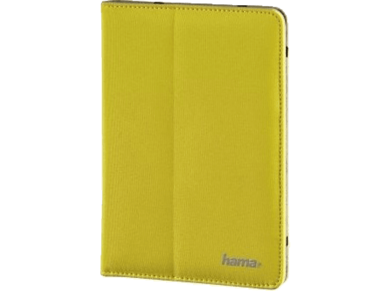 HAMA Strap Portfolio for Tablets and eReaders 10.1 Yellow - (123057) computing   tablets   offline αξεσουάρ tablet θήκες tablet έως 10 1 τηλεφωνία