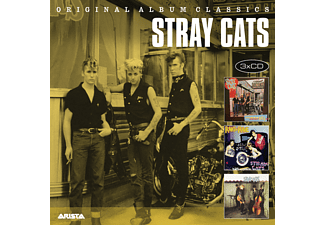 Stray Cats - Original Album Classics [CD]