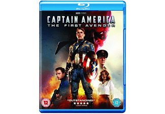 Captain America: The First Avenger | Blu-ray