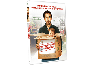 Instructions Not Included Komedi DVD