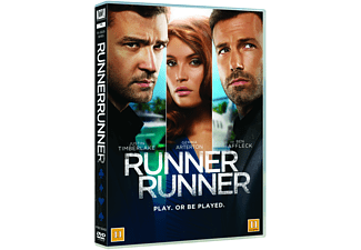 Runner Runner Thriller DVD