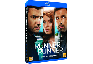 Runner Runner Thriller Blu-ray