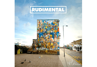 Rudimental - Home [CD]