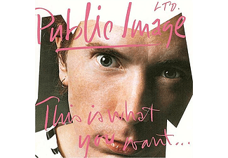 Public Image Ltd. - This Is What You Want...This Is What You Get (CD)