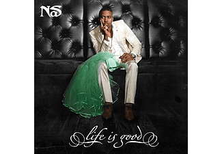 Nas - Life Is Good (CD)