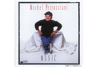 Michel Petrucciani - Music (CD)