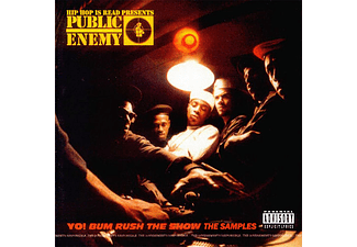 Public Enemy - Yo!bum Rush The (CD)