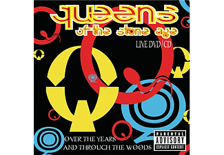 Queens Of The Stone Age - Over The Years And Through The Woods (CD)