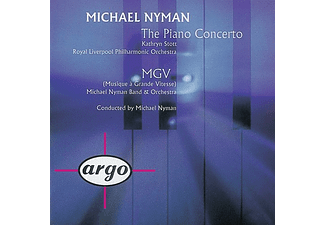 Michael Nyman - The Piano - Music From The Motion Picture (CD)