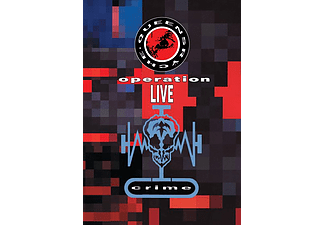 Queensrÿche - Operation Live Crime (CD)