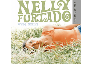 Nelly Furtado - Whoa, Nelly! (CD)