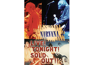 Nirvana - Live! Tonight! Sold Out! (DVD)