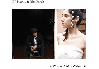 P.J.Harvey - A Woman A Man Walked By (CD)