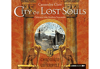 Chroniken der Unterwelt - City of Lost Souls - (CD)