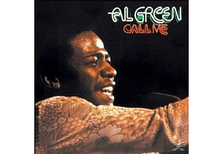 Al Green - Call Me [CD]