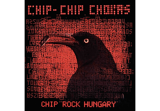 Chip-chip chokas - Chip rock hungary (CD)