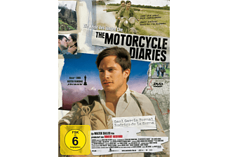 Die Reise des jungen Che – The Motorcycle Diaries [DVD]