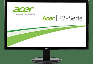 ACER K242HQLBBID, Monitor mit 60 cm / 23.6 Zoll Full-HD Display, 5 ms Reaktionszeit, Anschlüsse: 1x VGA, 1x DVI (HDCP), 1x HDMI