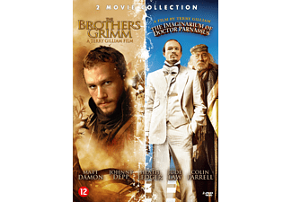 Brothers Grimm/Imaginarium Of Dr Parnassus | DVD