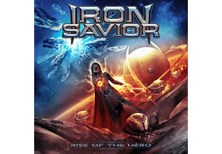 Iron Savior - Rise Of The Hero [CD]