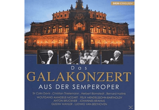 VARIOUS - Galakonzert Aus Der Semperoper [CD]