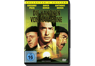 Die Kanonen von Navarone - Collectors Edition [DVD]